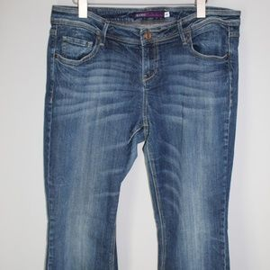 Vigoss Boot Jeans Stretch Size 16 HW4591